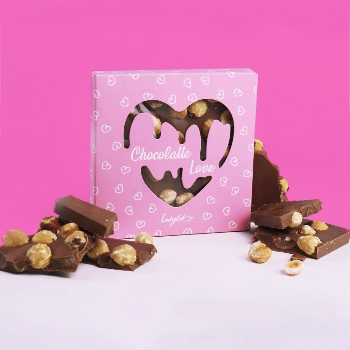 Chocolatte Love - Lískooříšková