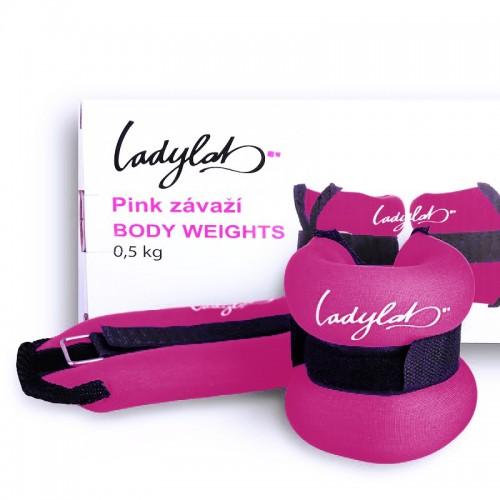LADYLAB Závažie BODY WEIGHTS