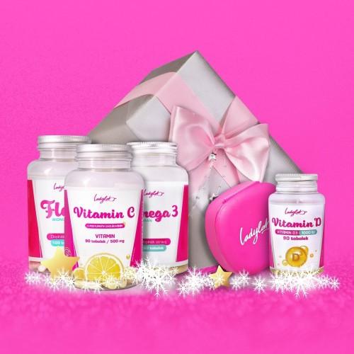 Balíček zdraví + pill box ZDARMA